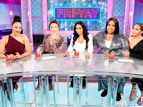 Friday on 'The Real': Karlie Redd