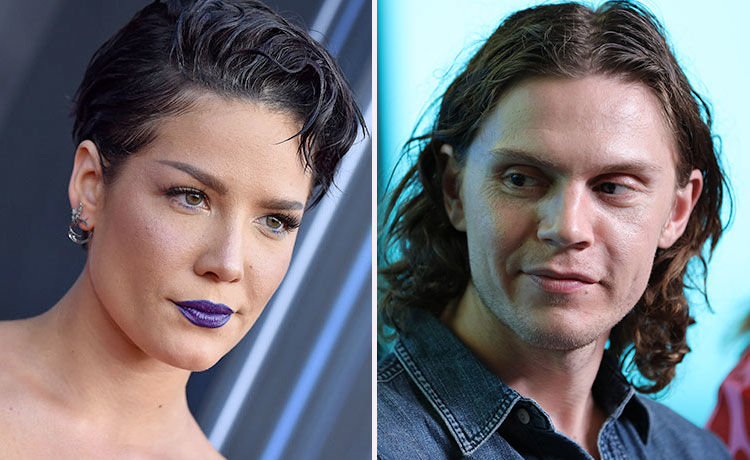 Halsey Says She and Boyfriend Evan Peters Are Not Expecting