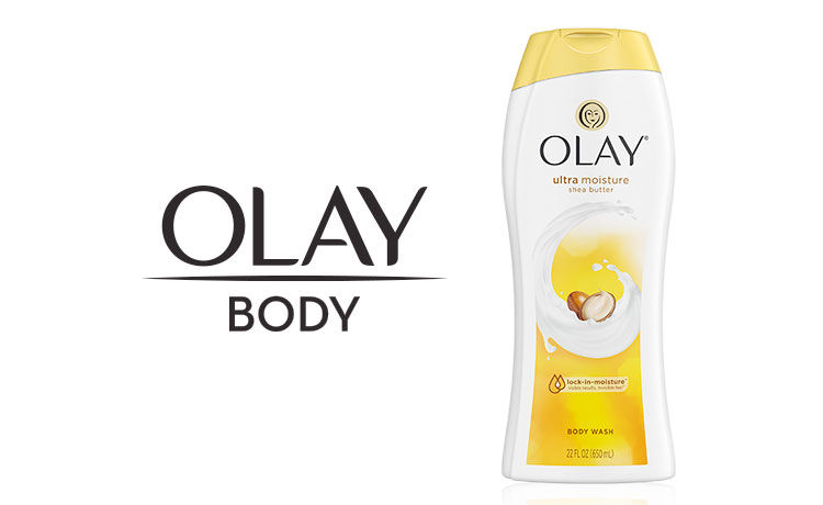 Beautiful, Healthy-Looking Skin with Olay Ultra Moisture Shea Butter Body Wash