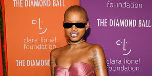 Model Slick Woods Almost Died from Seizure After Cancer Diagnosis