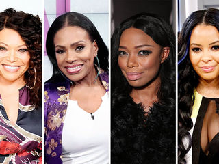 Tisha Campbell, Sheryl Lee Ralph, Jill Marie Jones, and Vanessa Simmons