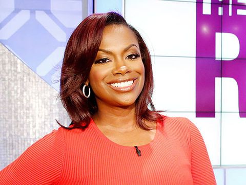 Kandi Burruss Shares First Photo of Daughter via Surrogate, Blaze!