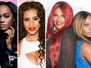 Rachel Lindsay, Cyn Santana, Pepa and Egypt Criss