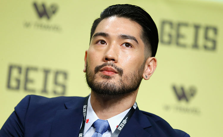 Model and Actor Godfrey Gao Dead at 35