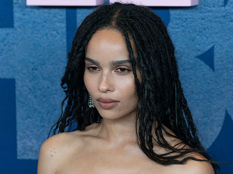 Zoë Kravitz Stuns with New Short Haircut