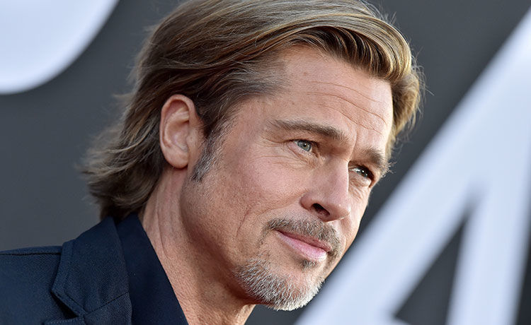 Brad Pitt Admits He Used Alcohol As an 'Escape'