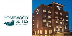 Livin' the Suite Holiday Life with Homewood Suites by Hilton and @FitMenCook