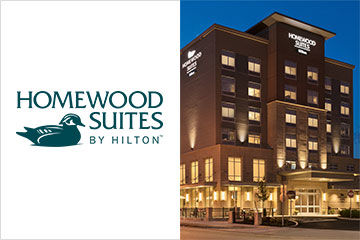 Livin' the Suite Life at Homewood Suites by Hilton