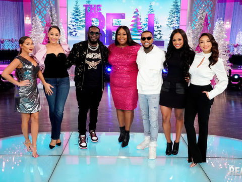 Thursday on 'The Real': Rachel Lindsay, T-Pain, Tory Lanez, Tahiry
