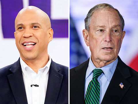 'The Real' Sounds-Off on Mike Bloomberg Describing Cory Booker as…