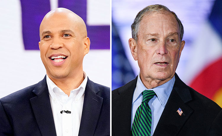 'The Real' Sounds-Off on Mike Bloomberg Describing Cory Booker as 'Well-Spoken'