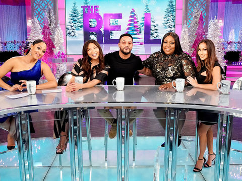 Monday on 'The Real': Romeo Miller