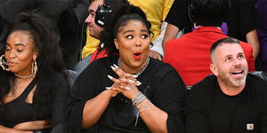 'The Real' Reacts to Lizzo's Thong Dress at Lakers Game!