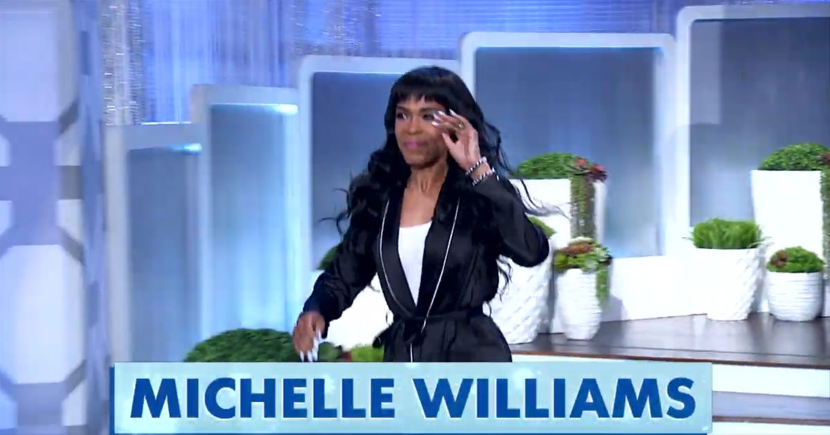 Wednesday on 'The Real': Michelle Williams, Michael Eric Dyson