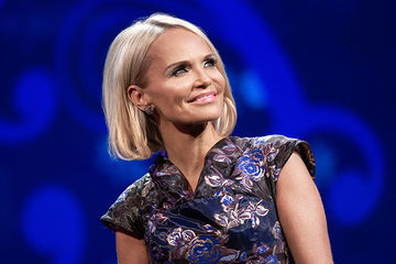 Holiday Show Full of Giveaways, Kristin Chenoweth