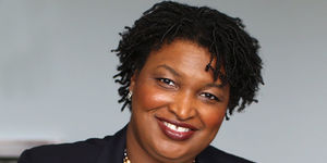 Stacey Abrams Shares Voting Knowledge