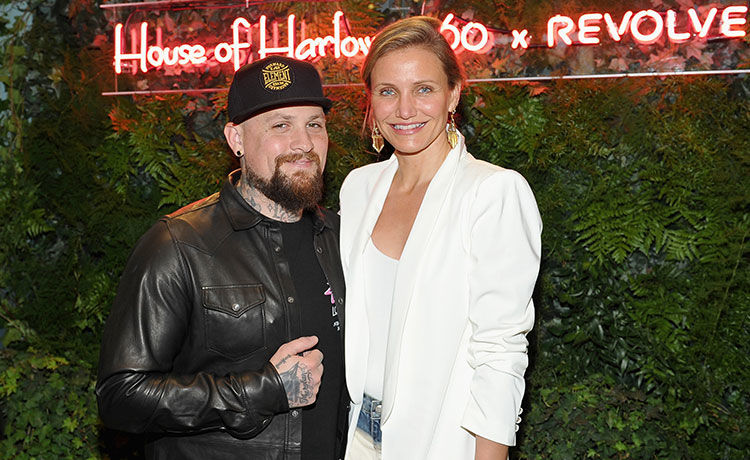 Cameron Diaz & Benji Madden Secretly Welcome Baby Girl!