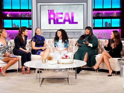 'Mixed-ish's' Arica Himmel on How Teyana Taylor & Tracee Ellis Ross Have…
