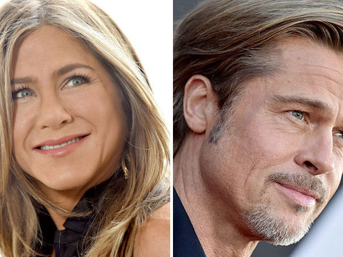 Jennifer Aniston 'Clapped For' Ex Brad Pitt's Golden Globes Win