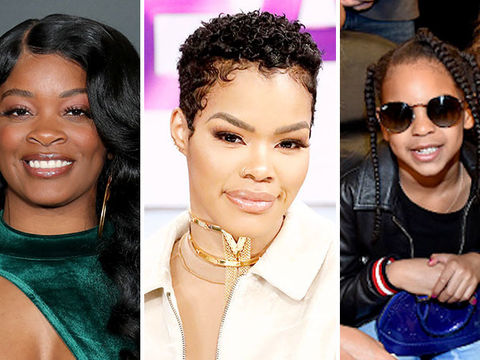 'The Real' Defends Blue Ivy Carter, Ari Lennox & Teyana Taylor Against…