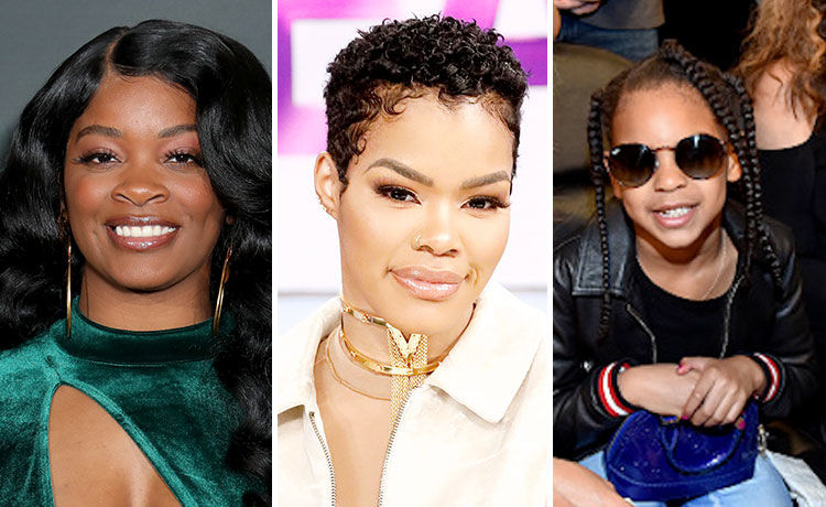 'The Real' Defends Blue Ivy Carter, Ari Lennox & Teyana Taylor Against Criticism About Their Looks