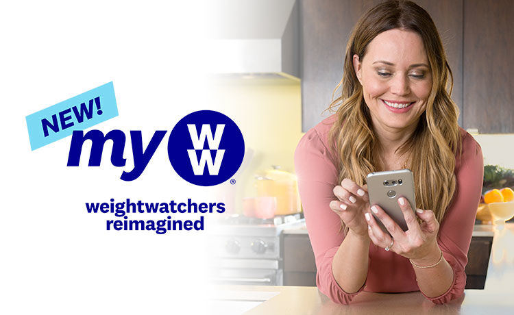 New Year, New Weight Loss Goals with WW (Weight Watchers Reimagined)!
