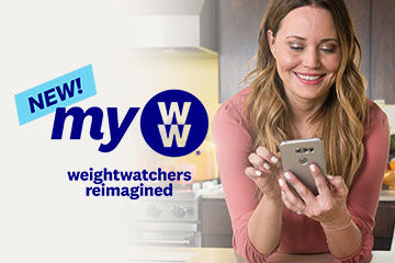 WW's NEW Weight Loss Program Is Easier and More Customized Than Ever!