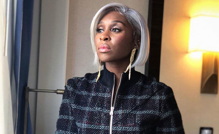 Cynthia Erivo Reacts to Lack of Diversity in BAFTA Nominations