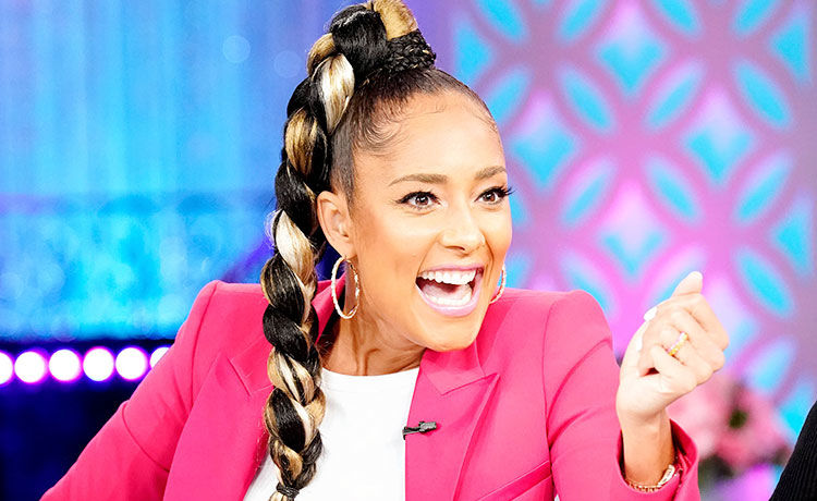 Amanda Seales Reveals Which Job She Turned Down!