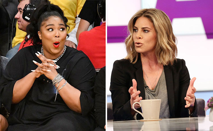 'The Real' Reacts to Jillian Michaels' Comments on Lizzo's Body