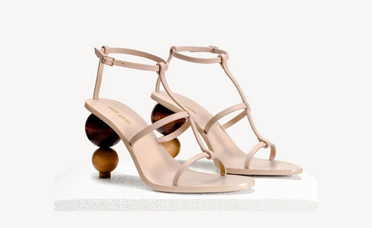 Enter to Win Tuesday's Bling: Cult Gaia Eden Heels