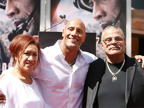 Dwayne 'The Rock' Johnson Breaks Silence on Father Rocky's Passing