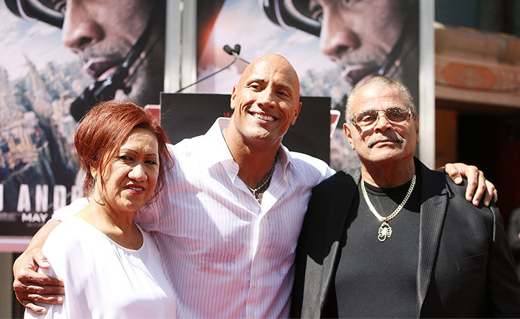 Dwayne 'The Rock' Johnson's Father, Rocky, Dead at 75
