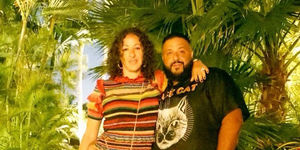 DJ Khaled Reveals Second Son's Name on Grammys Stage!