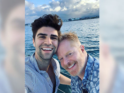 'Modern Family' Star Jesse Tyler Ferguson Is Expecting His First Child!