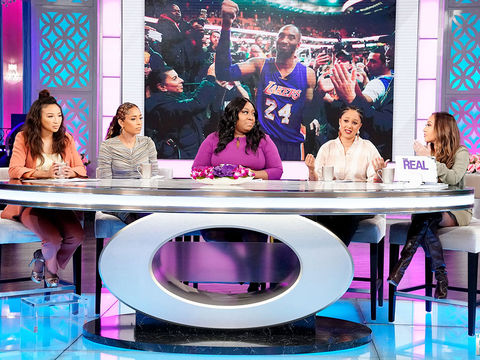 Tamera Recalls Kobe Bryant Guest-Starring on 'Sister, Sister' and Reminds Us to…