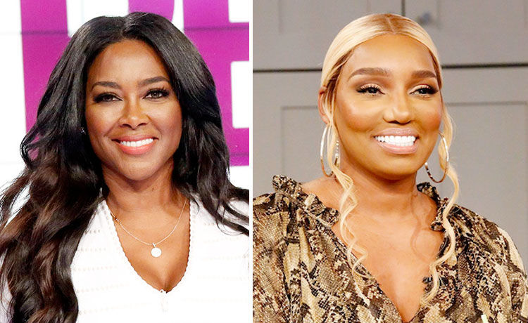 Exclusive! Kenya Moore Says NeNe Leakes Should Step Back from 'RHOA'!