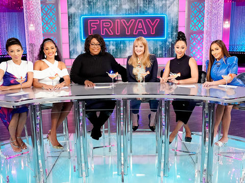 Friday on 'The Real': Wendi McLendon-Covey