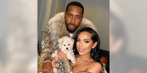 Safaree & Erica Mena Welcome Baby Girl!