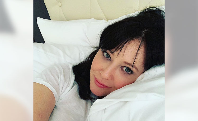 Shannen Doherty Announces Stage 4 Breast Cancer Diagnosis
