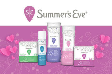 Celebrate Valentine's Day with Summer's Eve®