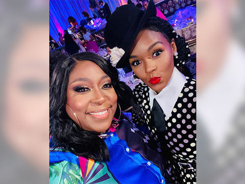 Celebs at Essence's Black Women in Hollywood Awards!