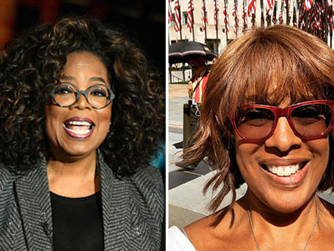 Oprah Reveals BFF Gayle King Is Receiving 'Death Threats' Over Kobe Bryant…