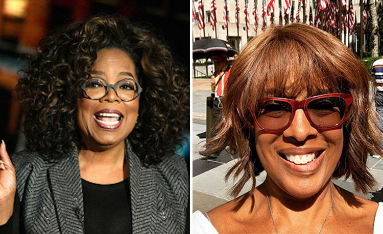 Oprah Reveals BFF Gayle King Is Receiving 'Death Threats' Over Kobe Bryant Question
