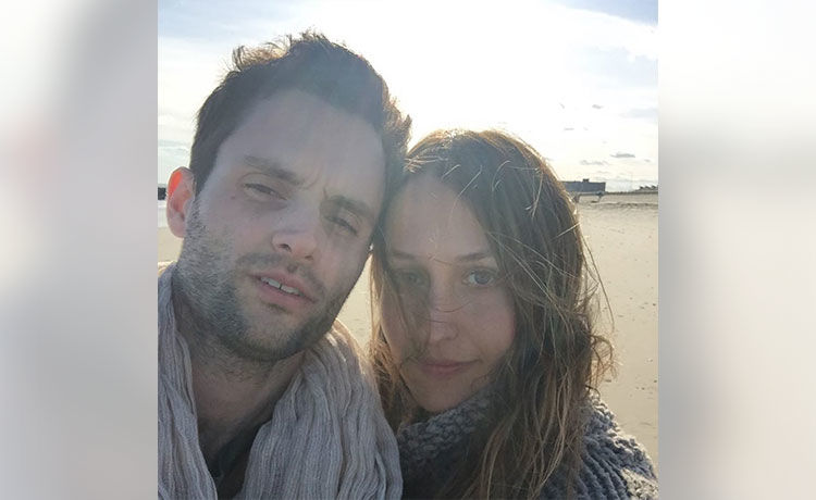 Penn Badgley & Wife Expecting First Child After Suffering 2 Miscarriages