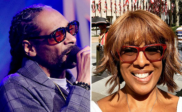 Snoop Dogg Apologizes to Gayle King for Explicit Rant Against Her Kobe Bryant Question