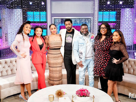 Friday on 'The Real': Valentine's Day Giveaways, LaKeith Stanfield, Lil Rel…