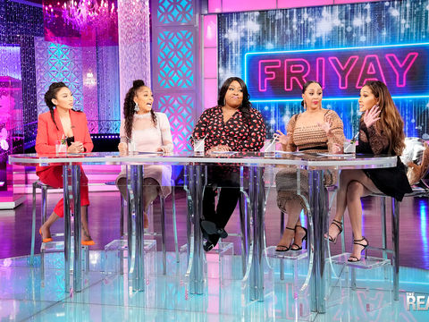 Can a Cheater Change? The Ladies Discuss RHOA's Cynthia Bailey's Comment on…