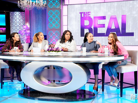 Loni Rats Out Her Co-Hosts for Getting Lit On the Way to a Press Tour