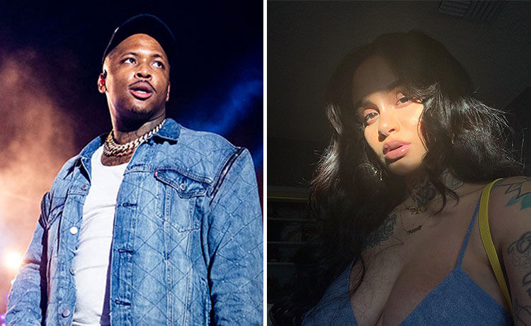 Kehlani Seemingly Splits from YG After Steamy Valentine's Day Collab